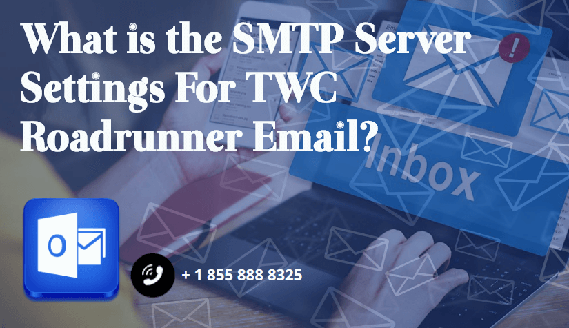 What is the SMTP Server Settings For TWC Roadrunner Email?