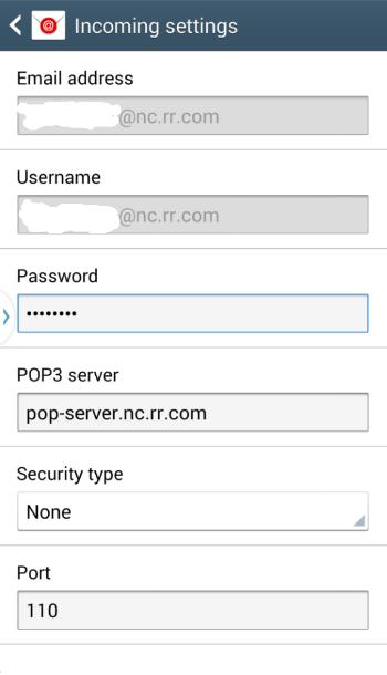 Configuration of Roadrunner Email through POP Setup (1)