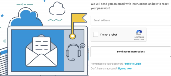 reset change roadrunner email password