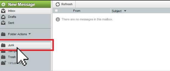roadrunner inbox not receiving mail